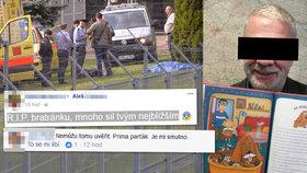 Odpočívej v pokoji! Dramaturg ČT Aleš (†63) spáchal sebevraždu: Smutné vzkazy zaplnily sociální sítě
