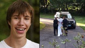 Bubeník (22) ubil matku, babičku, dědečka a jejich opatrovnici k smrti. Jejich krev mu tekla po tváři