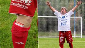 Z hospody na hřiště: Skamene měl cigára schovaná ve fotbalové výstroji!