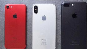 Odhalená tajemství Applu: Večer představí nový iPhone 8 a X