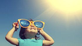 Dobrá zpráva pro neděli: Bude slunečno a letní teploty až 25°C