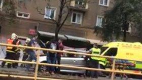 Babičku s vnučkou (10) na přechodu smetl řidič (19): Stařenka (†89) byla na místě mrtvá