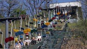 V pražské zoo se v pondělí znovu rozjede lanovka: Kdy zprovozní lanovou dráhu na Petřín?