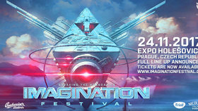 Hardcore, hardstyle a drum'n'bass se vracejí do Holešovic: Imagination Festival 2017 odhalil line-up