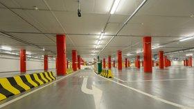 Na pomezí Nuslí a Vinohrad vznikne parkovací dům. Nabídne 150 míst