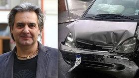 Slávek Boura boural: Nemít kvalitní auto, už bych nežil!