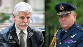 Generál Pavel končí ve vedení NATO. Střídá ho Brit, který byl u svržení Kaddáfího
