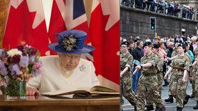 Alžběta II. má už připravenou řeč k vypuknutí 3. světové války. Co královna vzkazuje?