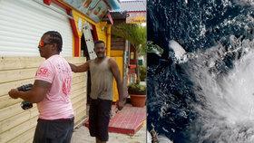 """""""Evakuujte se, nebo zemřete."""" Hurikán Maria zesílil a děsí Karibik, lidé prchají"""