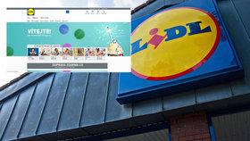 Češi už mohou nakupovat v Lidlu online: Potraviny e-shop nenabízí, co ano?