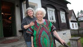 Dcera zesnulé Květy Fialové (†88): Poslední přání mamince splnit nemůžu!