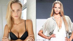 Sexy topmodelka Kociánová: Vytasila své ženské zbraně