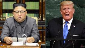 """""""Mám ho daleko větší a funguje."""" Trump se vysmál Kimovu jadernému tlačítku"""