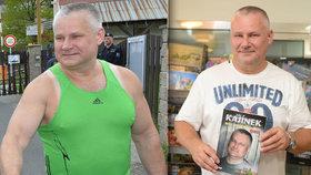 Jiří Kajínek po propuštění na svobodu razantně hubne: Za 4 měsíce 8 kilo dole!