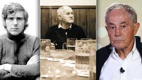 Smrt po pádu za nejasných okolností: Kromě Třísky tak zemřeli Hrzán, Schelinger a další