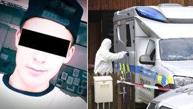 Tatínek ubodaného Dominika (†19): Poslal drsný vzkaz vrahovi dívky z Doubice