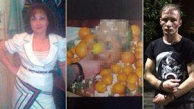 Hrůza v Rusku: Manželé zavraždili a snědli přes 30 lidí! Oběti lovili na seznamkách