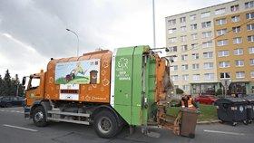 Co se smetím ze zahrad? V Praze 15 přistaví v březnu na dva dny kontejnery na bioodpad