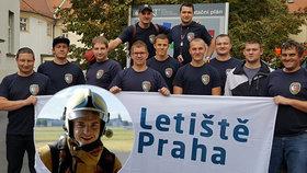 Hasič Michal trpí vážnou nemocí: Na transplantaci se přihlásili všichni kolegové