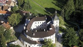 Zámek Březnice: Žení se tu i arcivévodové!