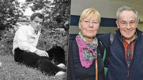 Jak v roce 1977 emigroval Jan Tříska: Sbalili jsme si jen trička a plavky!