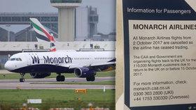 Krach aerolinek nechal v cizině 110 tisíc lidí. Ministr: Tohle nemá obdoby