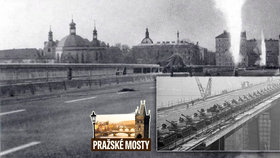 Stabilitu Nuseláku testovaly tanky, rakety i metro. Strojvůdci na to museli šlápnout