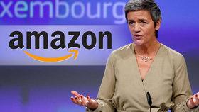Brusel poštval Lucembursko na Amazon. Kvůli daňovým výhodám za sedm miliard