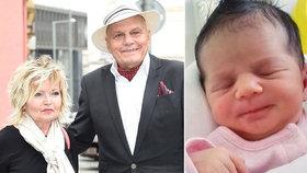 Jan Přeučil a Eva Hrušková: Proč nemohou vídat vnučku? Nečekaná překážka!
