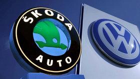 Další Češi žalují Volkswagen a Škodu Auto. Chtějí náhradu za kauzu s emisemi a vyšší spotřebu
