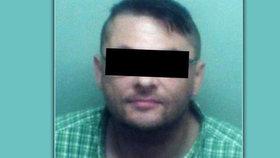 Čech Rudolf byl v Británii odsouzen na rok vězení: Zneužíval dávky pro handicapované