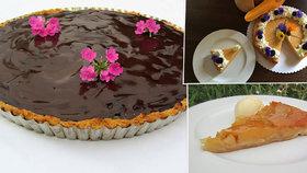Podzim na talíři: 3 recepty na ovocné koláče, které provoní sychravé dny