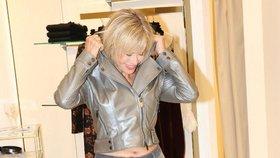 Jana Švandová v 70 hvězdou přehlídky! Když může na molo Jane Fonda, proč ne já?