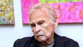 Odešla herecká legenda Luděk Munzar (†85): Zemřel nad ránem ve svém domě