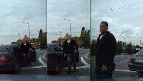 Policista, který vytáhl na řidiče pistoli, míří k soudu: Hrozí mu až 5 let!