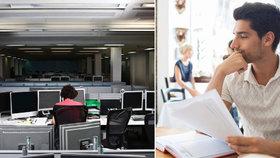 Open-space v kancelářích odzvonilo: Budoucnost jsou kafeláře!