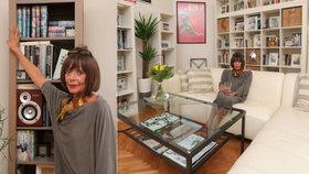 Na návštěvě u módní guru Františky Čížkové: Radikální řez po 40 letech