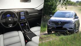 Test Renault Koleos: Chlapák nejen do terénu