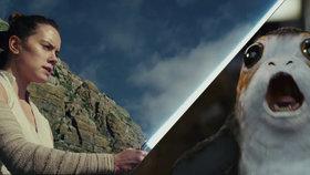 Star Wars: Poslední z Jediů trailer – Temnota přichází. Kdo z hrdinů zemře?