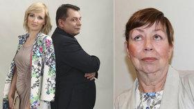 Paroubkova exmanželka Zuzana: Petra je blázen, strašně lže a sama se neuživí