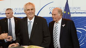 """""""Anexe Krymu je hotová věc."""" Zeman: Rusko by ho mohlo vykompenzovat plynem či penězi"""