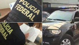 V Brazílii zatkli 3 Čechy: Jedním z nich je podnikatel Lahoda z kauzy Dědic