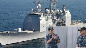 Posádka americké válečné lodi: Je to jako být v plovoucím vězení