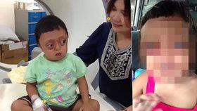 Postiženou dcerku prodala matka do otroctví. Gangsteři ji bili, aby plakala a vydělávala žebrotou