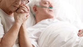 Chřipka má v Česku už 33 obětí. Nejčastěji umírali senioři s další těžkou nemocí