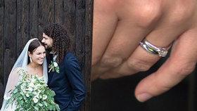 Zpěvačka Ewa Farna: Promluvila o tajné svatbě a ukázala prsten
