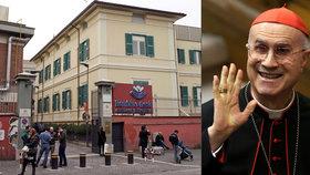 Peníze pro nemocné šly na renovaci bytu kardinála: Vatikánem hýbe další skandál
