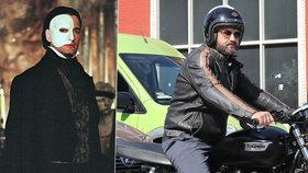 Fantom opery v nemocnici: Dramatická nehoda na motorce!