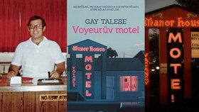 Recenze: Voyeur 30 let sledoval zákazníky ve svém motelu, jeho paměti vycházejí knižně