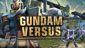 Plechoví titáni se rvou se světelnými meči a obřími kanony. Gundam Versus je zběsilá řežba s roboty